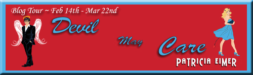Devil May Care blog tour